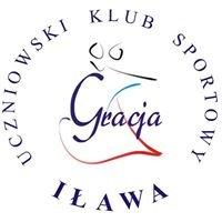 """Uczniowski Klub Sportowy """"Gracja"""" Iława"""