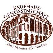 Kaufhausgenossenschaft Zum Strauss EG i.G. · Görlitz