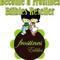 Frostines Edibles Peanut & Nut Free Bake Treats