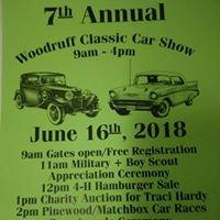 J-ROD's Woodruff Classic Car Show
