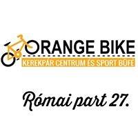 Orange Bike Római part