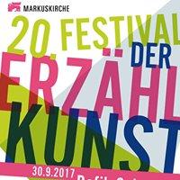 Festival der Erzählkunst  -  Hannover