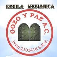 """Kehila Mesiánica """"Gozo y Paz"""""""