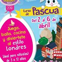 BABY Ballet Churubusco Iztapalapa
