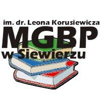 Miejsko Gminna Biblioteka Publiczna im. Leona Korusiewicza w Siewierzu