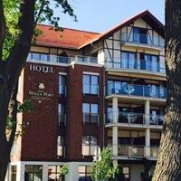 Ostroda, Hotel Villa Port