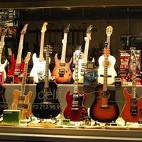 Guitar Shop Delft
