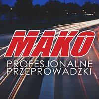 MAKO Przeprowadzki - Transport