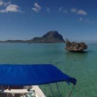Ile Maurice, excursions en bateau avec Caro et Dino