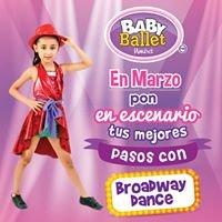 Baby Ballet Jardín Balbuena