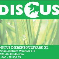 DISCUS DierenBoulevard XL