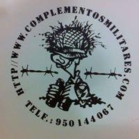Complementos militares