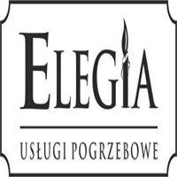 """Elegia""""-Usługi Pogrzebowe"""