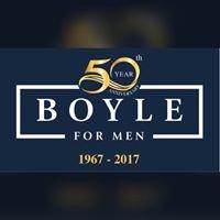 Boyle For Men