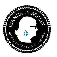 Rianna in Berlin -cabinet de curiosites