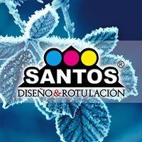 Santos, Diseño & Rotulación