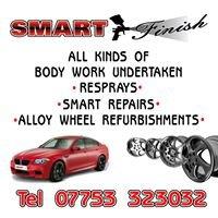 Smart Finish Body Repairs