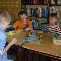 Biblioteka Publiczna w Starym Garbowie. Filia GBP w Dwikozach
