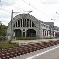 Bahnhof Potsdam Park Sanssouci