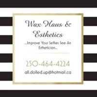 Wax Haus & Esthetics