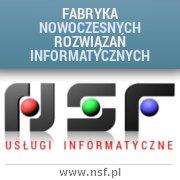 NSF.pl Usługi Informatyczne