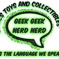 Geek Geek Nerd Nerd