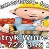 Usługi remontowo - budowlane Patryk Winiecki