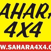 Sahara cuatro por cuatro