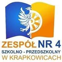 Zespół Szkolno - Przedszkolny nr 4 w Krapkowicach