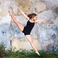 Modern Class in DANCE#loveit by Ewel