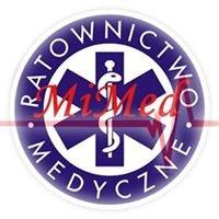 MiMed - Usługi Ratownictwa Medycznego