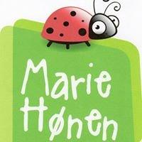 Mariehønen - Stjernevejens Private Børnepasning
