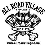 All Road Village. Spécialiste 4x4 à Aubagne