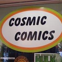 Cosmic Comics, South Africa