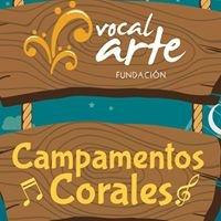 Campamentos Corales y Artísticos de la Fundación Vocal Arte