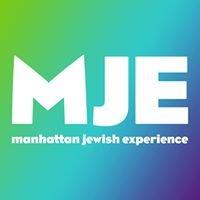 Manhattan Jewish Experience