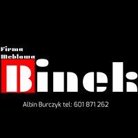 """Firma meblowa """"Binek"""""""