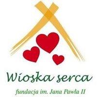 """Fundacja Pomocy Dzieciom i Seniorom """"Wioska Serca im. Jana Pawła II"""""""