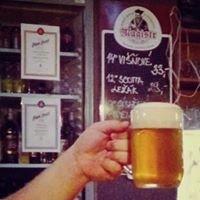 Magistr - domácí pivovar a restaurace