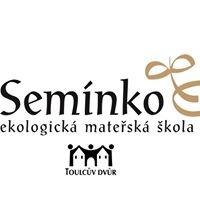 Mateřská škola Semínko - Toulcův dvůr