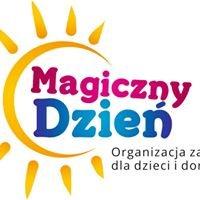 Magiczny Dzień-  Animacja i organizacja zabaw dla dzieci.