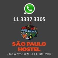 São Paulo Hostel Downtown
