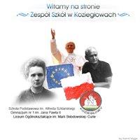 Gimnazjum im. Jana Pawła II w Koziegłowach