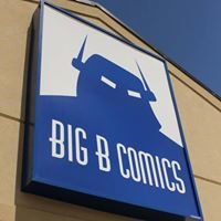 Big B Comics Niagara Falls