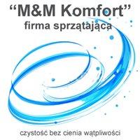 "Firma sprzątająca ""M&M Komfort"""