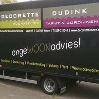 Decorette Woonatelier Dudink Hoorn