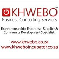 Khwebo - Business Incubator & Support Centres