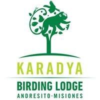 Bio-reserva Karadya Birding Lodge and Reserve