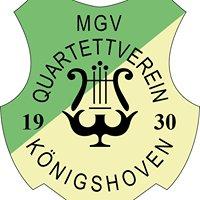 MGV Quartettverein 1930 Königshoven e. V.