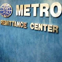 Metro Remittance Center now Steadfast Money Transfer